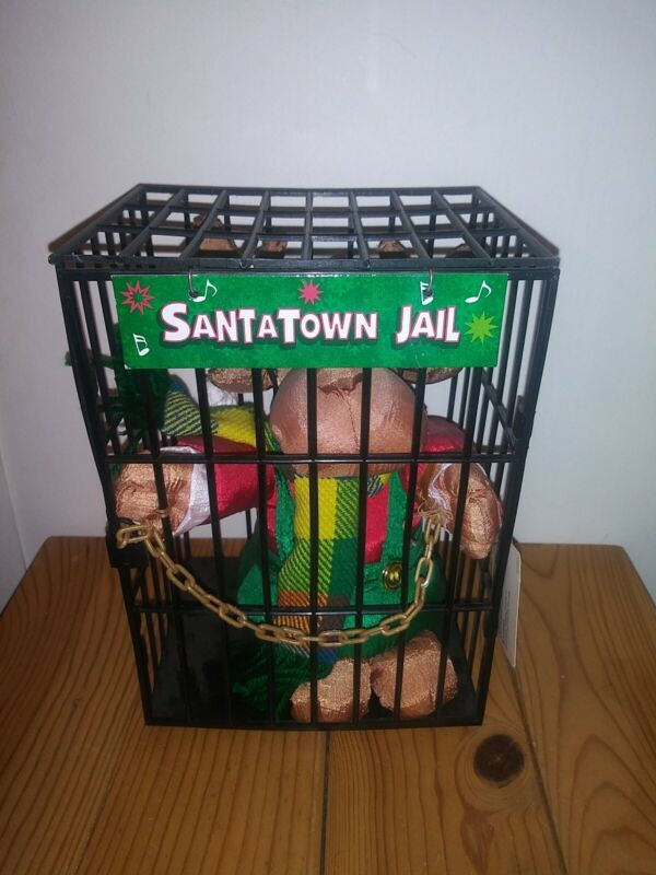Santa Town Jail Dr Elmo Grandma Got Run Over By A Reindeer Dan Dee