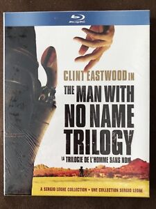 The Man With No Name Trilogy | box set | Blu-Ray | NEW