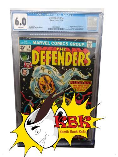 The Defenders 14 CGC 6.0