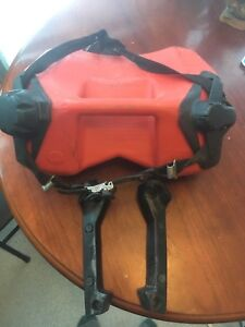Old style fuel caddy for skidoo rev,xp or xm.