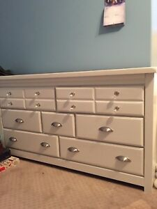 Dresser and nightstand