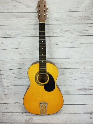 Rare Vintage Weiss G-100 Parlor Acoustic Guitar 1960s