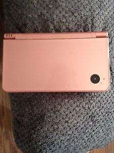 Mint condition Pink DS XL with 17 games