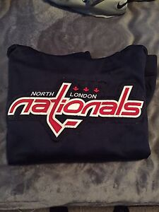 North London Nationals Sweater / Leafs Sweater