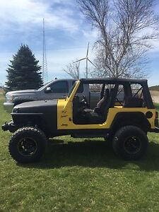 2002 Jeep TJ    in-line-6   4.0L   5speed
