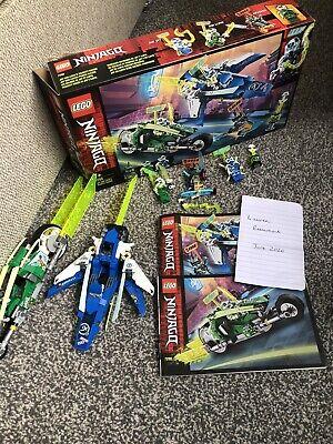 LEGO Ninjago Jay and Lloyd's Velocity Racers (71709)