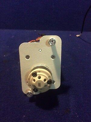 Thermo Rheodyne 6 Port Motorized Injection Valve 9756e-001