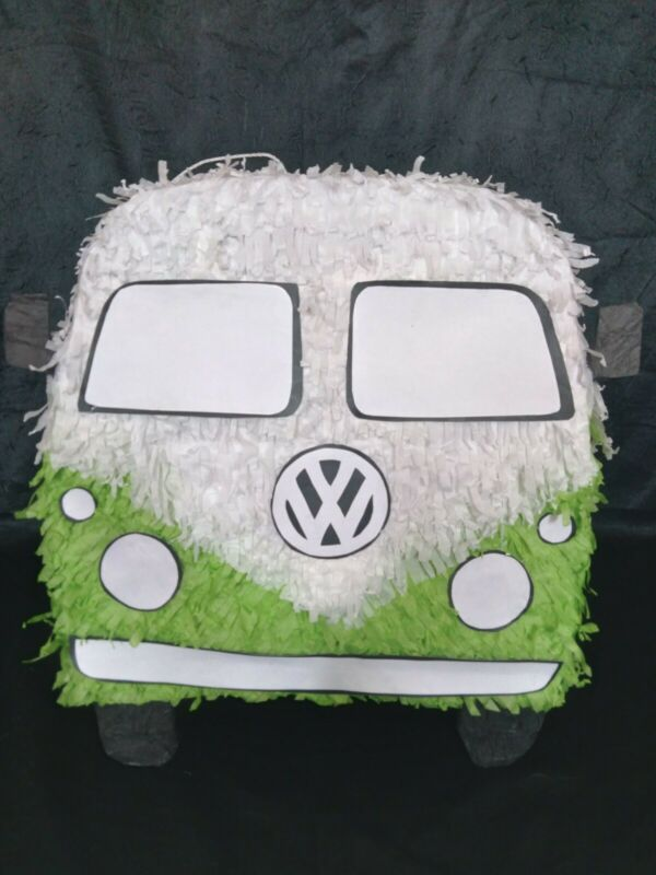 VW Bus pinata.