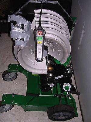 Greenlee 855 Gx 555 Conduit Pipe Bender To 2 Emt Ridgid Imc Quad Smart Bender