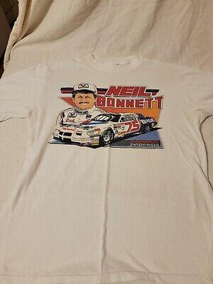 80s Tops, Shirts, T-shirts, Blouse   90s T-shirts Vintage 1980's Neil Bonnett #75 Valvoline Pontiac T Shirt $85.00 AT vintagedancer.com