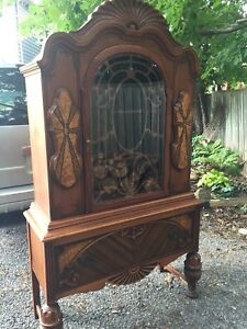 China Cabinet. REDUCED.    $145