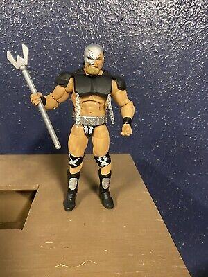 Warlord Mattel Elite 50 WWE WWF Action Figure