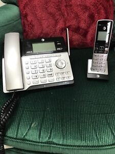 Telephone and handset