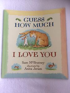 Guess how much I love you book Clayfield Brisbane North East Preview