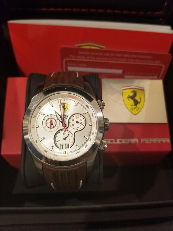 Ferrari Paddock Chronograph  Watch