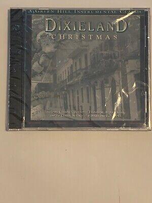 Dixieland Christmas Music CD, NEW SEALED, Free Shipping ()