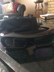 4 pairs of sony 3D glasses