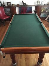 Billiard table , 7ft slate Parkdale Kingston Area Preview