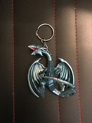 Yu-Gi-Oh! Figure Hanger Keychain Series 1 Blue Eyes White Dragon