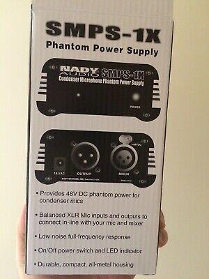 Nady Phantom mic Power Supply
