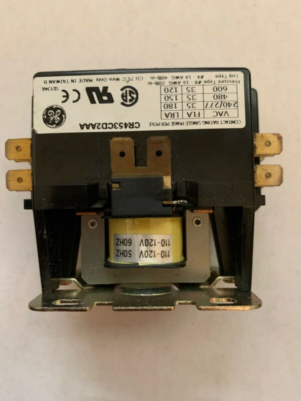 General Electric GE CR453CD2AAA Contactor