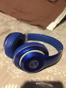 Beats studios 2.0 wired (blue)