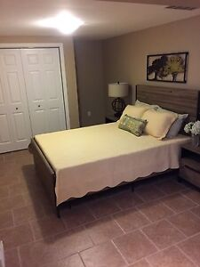 Roommate - two bedrooms w private bathroom - near uwo