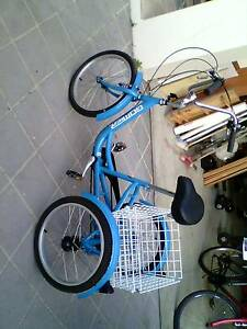 Tricycle Adult 6 Speed Woolooware Sutherland Area Preview