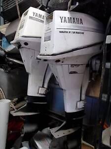 YAMAHA 9.9 4 STROKE OUTBOARD MOTORS Hindmarsh Island Alexandrina Area Preview