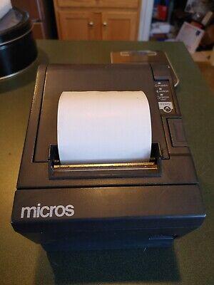 Micros Printer T88111 M129c