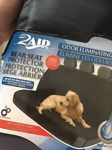 Seat cover for pets Kitchener / Waterloo Kitchener Area image 1