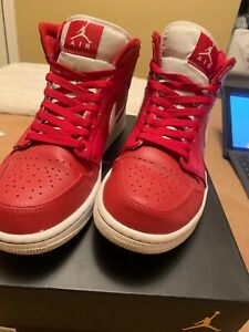 "4b345d2596c4b1 Air Jordan 1 ""Gym Red 2.0"""
