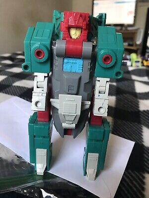 Transformers G1 QUICKSWITCH No Accessories 1988 AUTHENTIC Excellent