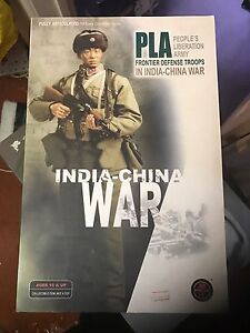 1/6 soldier story PLA Sino-Indian War 1962
