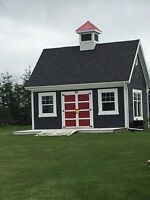 Need a 40x60 barn built on our property