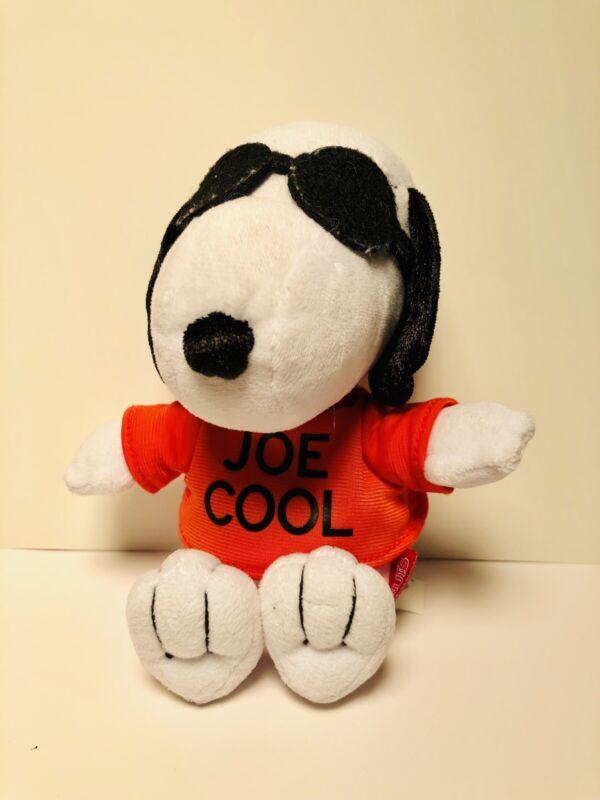 2015 Peanuts Joe Cool Beanie Plush Toy By Just Play