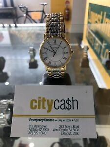 Longines Quartz Watch L4.720.2 2 Tone West Croydon Charles Sturt Area Preview