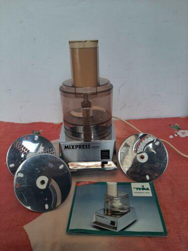 Mixpress 1500 Küchenmaschine mit 650 Watt inkl. Zubhör sehr sauber