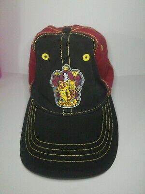 Harry Potter Hat Baseball Cap Universal Studios Gryffindor Adjustable wizzard
