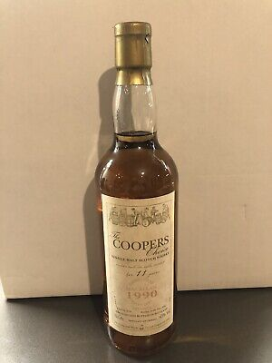Whisky Macallan 1990 The Coopers Choice11 Year Old70cl / 43%