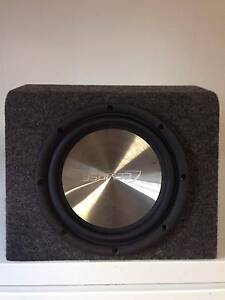 Eclipse 1000w Subwoofer in box Belconnen Belconnen Area Preview