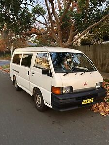 96 Mitsubishi Express REG & RWC Kew Boroondara Area Preview