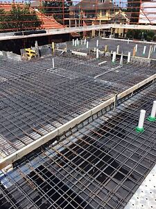 FORMWORK CONCRETING STEEL FIXING South Wentworthville Parramatta Area Preview
