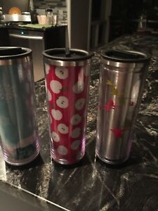 Davids tea containers