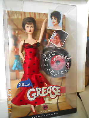 BARBIE GREASE 30 years Dance Off 2008 Rizzo NRFB