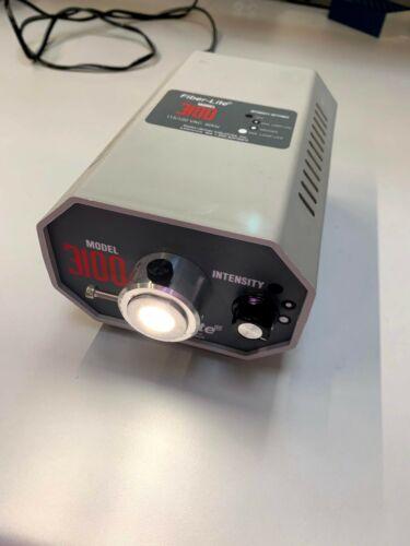Dolan-Jenner Fiber-Lite 3100 illuminator - 30W Light Source