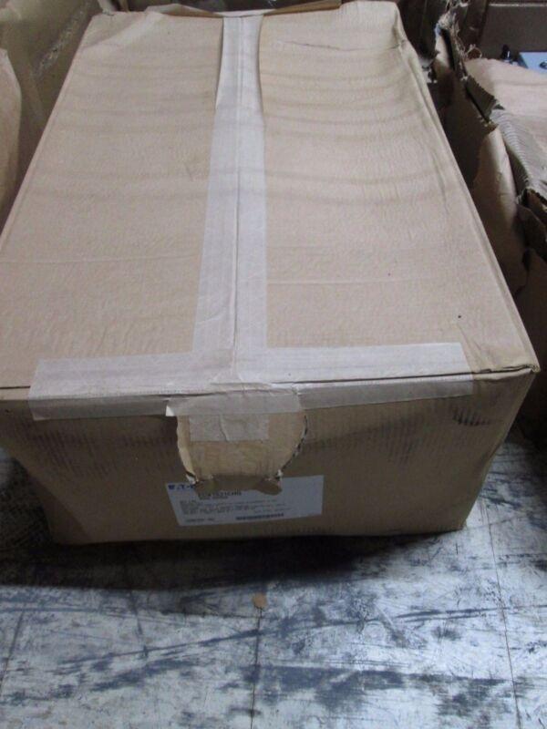 Eaton Fusible Combination Ecn1831chg Size 3 120v Coil Nema 1 Enc. New Surplus
