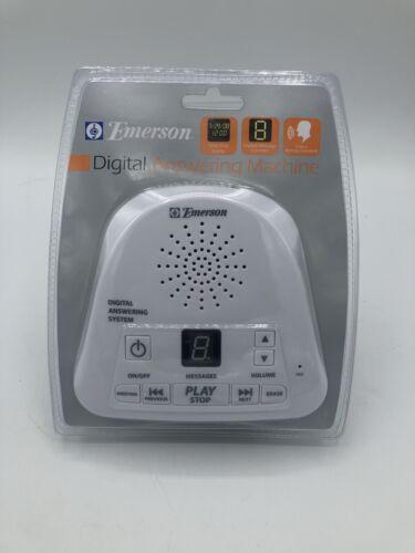 EMERSON EM1200 Digital Phone Answering System