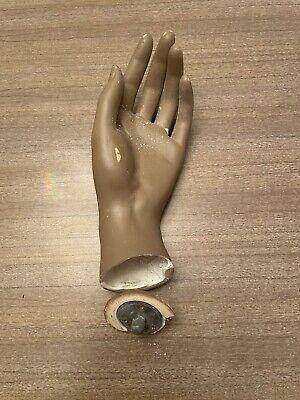 Female Mannequin Hand Only Damaged-left