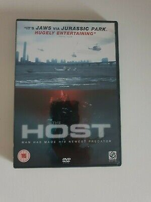 The Host (Bong Joon-Ho, 2006, Region 2, 2 Disc Special Edition DVD)